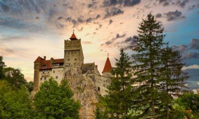 Zamek Drakuli, Bran, Ruminia,