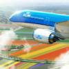 KLM Dreamliner, fot klm