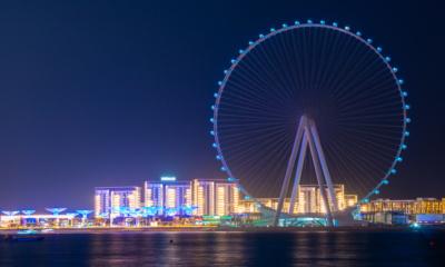 Ain Dubai, fot. XSLT STUDIO Shutterstock