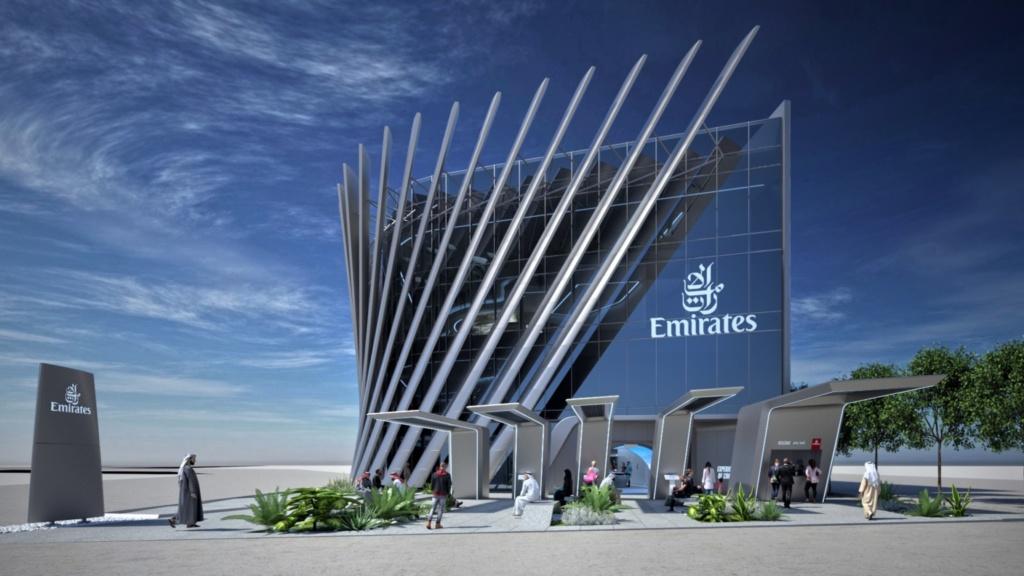 Pawilon Emirates, fot. Emirates