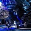 Przedstawienie La Perle w Dubaju