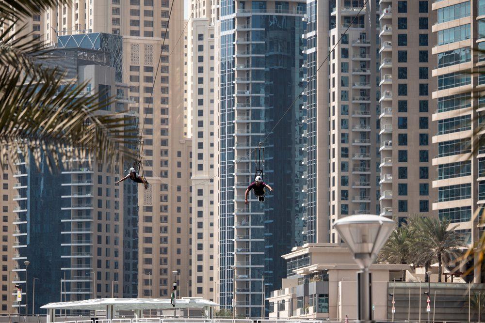 Tyrolka w Dubaju, fot. pio3 Shutterstock