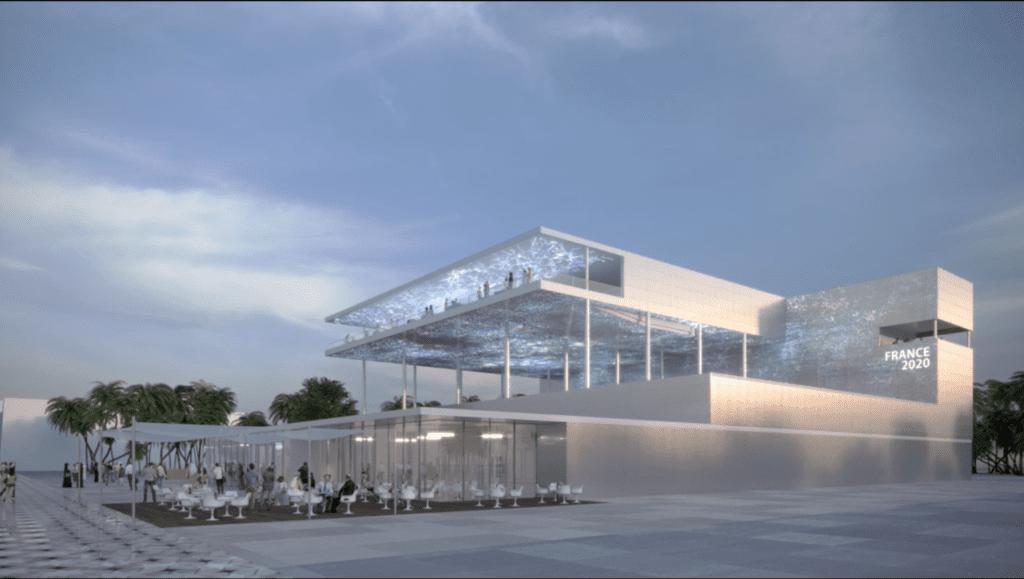Pawilon Francuski w ramach Expo 2020 Dubai