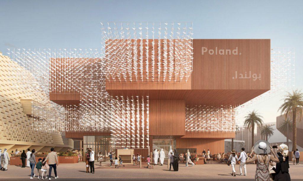 Pawilon Polski w ramach Expo 2020 Dubai