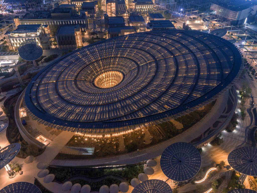 Pawilon Terra w ramach Expo 2020 Dubai